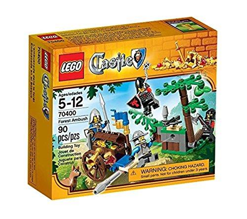 Lego Castle Forest Ambush 70400 (japan import)