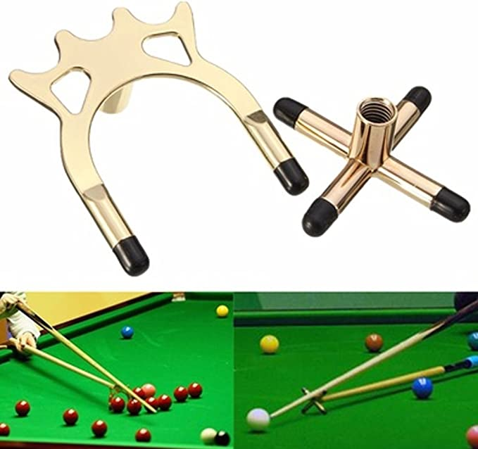 Snooker Rest Spider and Metal Cross, juego de accesorios ...