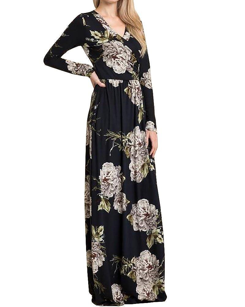 Obliging Motherhood Maternity Womens Size M Dress V Neck Waist Belt Elastic Waist Elegant In Style Maternity