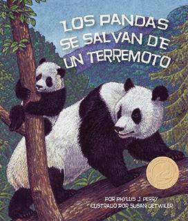 Los pandas se salvan de un terremoto (Spanish Edition)