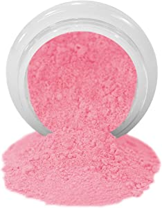 ColorPops by First Impressions Molds Matte Pink 13 Edible Powder Food Color For Cake Decorating, Baking, and Gumpaste Flowers 10 gr/vol single jar