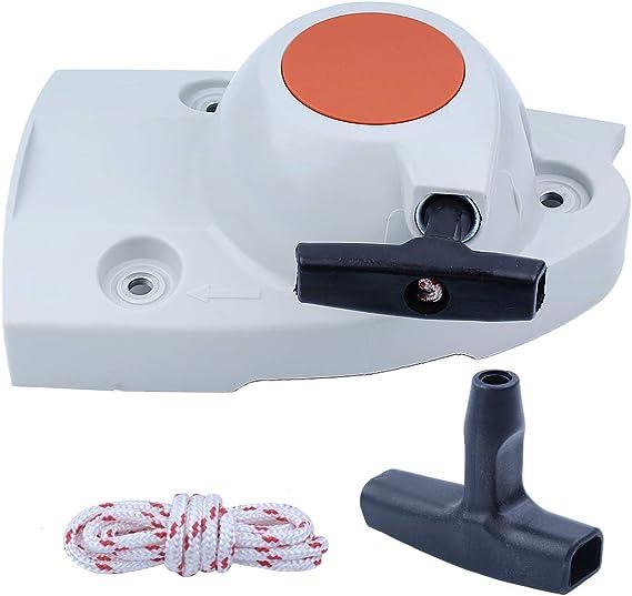Rückprall Starter Rückspulen Ersatz Für Stihl TS410//TS420 TS480I TS500I Hot