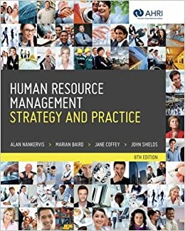 Book Human Resource Management: Strategy and Practice