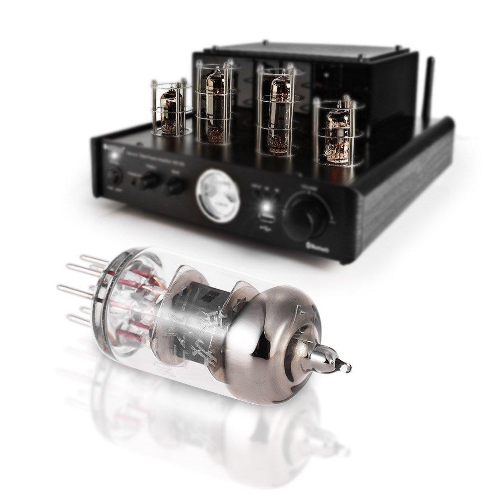 ammoon Preamp Electron Vacuum Tube 7 pines para el reemplazo del ...