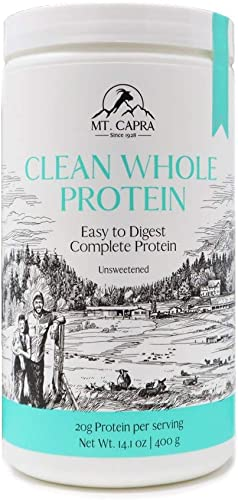 MT. CAPRA SINCE 1928 Clean Whole Protein