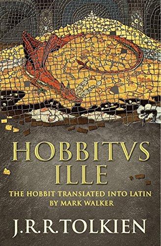 Hobbitus Ille: The Latin Hobbit by imusti