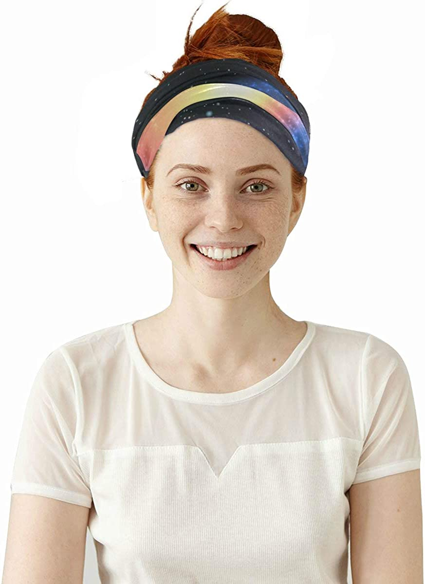 Magic Headwear Honey Bees Outdoor Scarf Headbands Bandana Mask Neck Gaiter Head Wrap Mask Sweatband