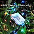 buways 2 Pack Fairy Lights 50 LED Battery Operated ...