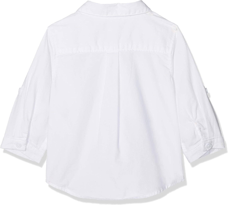 Petit Bateau Baby-Jungen Hemd