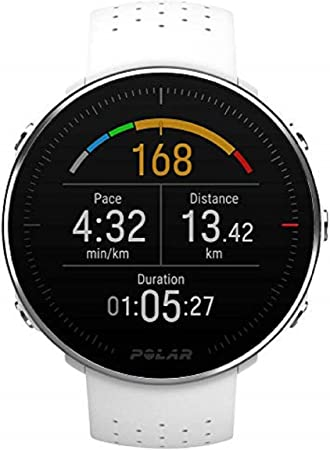 TALLA S (130-175 mm). Polar Vantage M -Reloj con GPS y Frecuencia Cardíaca - Multideporte y programas de running - Resistente al agua, ligero