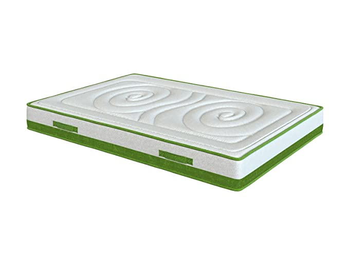 El Almacen del Colchon - Colchón viscoelastico Modelo Special Dreams, 90 x 190 x 26cm, Cara de Invierno y Verano diferenciadas - Todas Las Medidas, ...