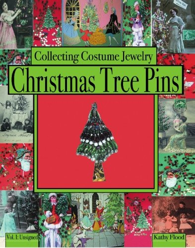 Collecting Costume Jewelry Christmas Tree product image