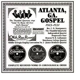 atlanta ga gospel 1923 1931 various artists mp3 downloads. Black Bedroom Furniture Sets. Home Design Ideas