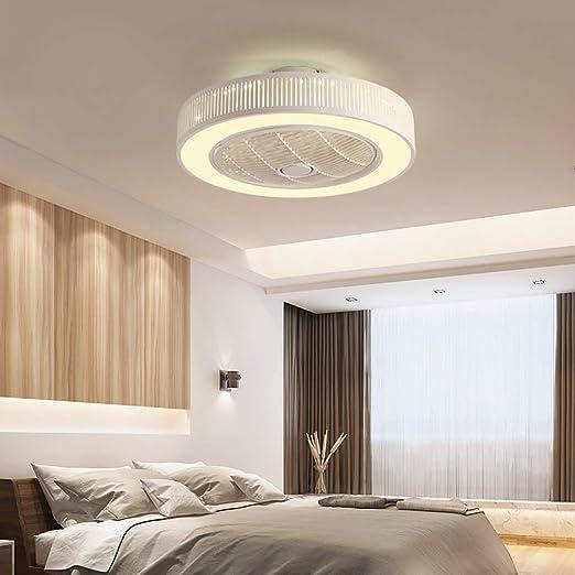 Ventilador de techo de hierro forjado, para dormitorio o ...