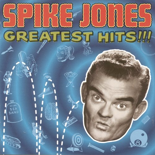 Spike Jones - All I Want For Christmas (Is My Two Front Teeth)