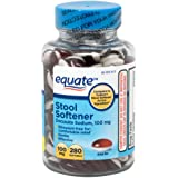 Amazon Com Equate Stool Softener Docusate Sodium 100mg