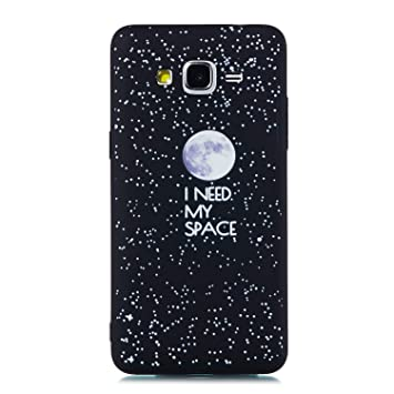 EUCase Funda para Samsung Grand Prime Silicona Suave Carcasa ...