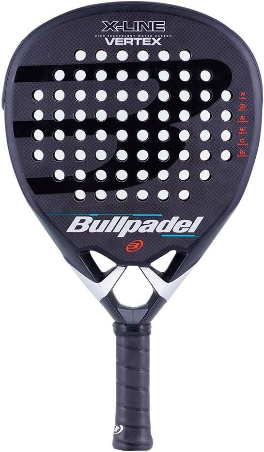 Pala De Padel Bullpadel Vertex Black Series Ltd: Amazon.es ...