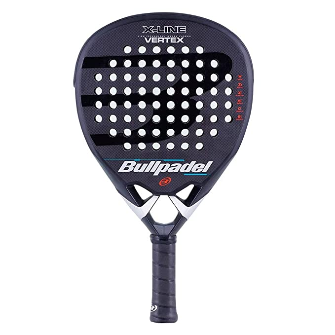 Pala De Padel Bullpadel Vertex Black Series Ltd: Amazon.es ...