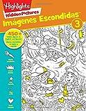 Hidden Pictures® Imágenes Escondidas(TM) 3 (Highlights™ Bilingüe)