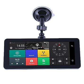 Asiright - Cámara de navegación para coche, DVR, GPS, Android 5.0