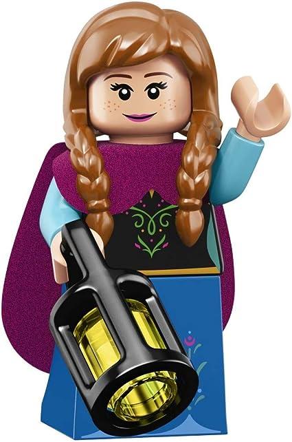 LEGO NEW Minifigure Elsa 71024 Disney Minifigure