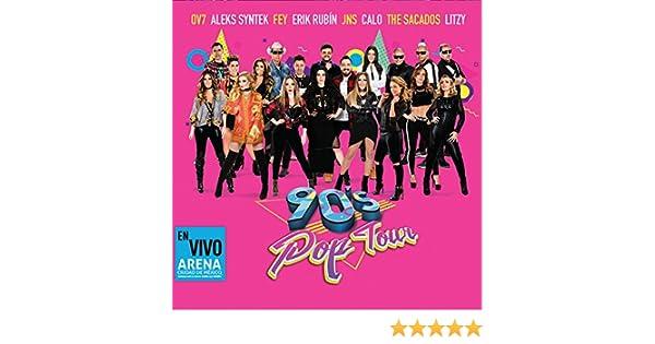 90s Pop Tour (En Vivo) (Deluxe Edition) by Various artists on Amazon Music - Amazon.com