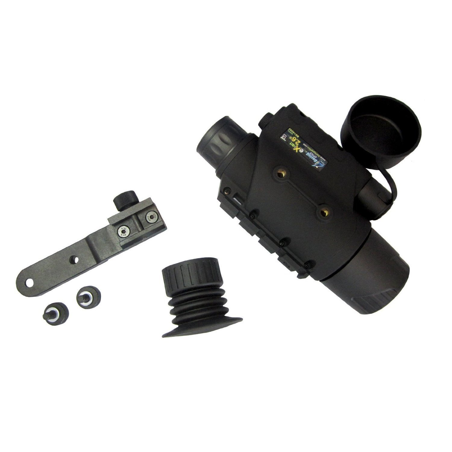 Bering Optics eXact Precision Gen1 Night Vision Scope Kit, Black by Bering Optics