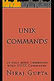 UNIX Commands: 50 plus most commonly used UNIX Commands