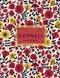 Cornell Notes Notebook: Floral Print | 120 White Pages 8.5x11 inch | Note Taking System (Pretty Notebooks) (Volume 1)