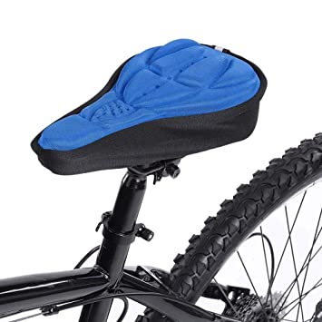 TAOZYY Cojín de sillín de Bicicleta Funda de Asiento de ...