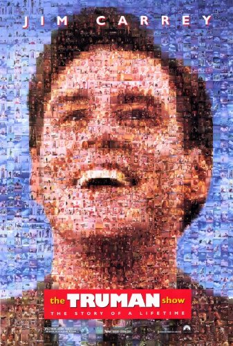 The Truman Show 27x40 Movie Poster (Truman Show Poster)