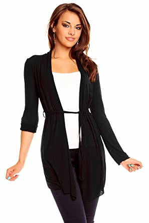 Online Shopping Arcade Ladies long Cardigan Lightweight Tunic Smart Formal Casual Top Evening Jacket