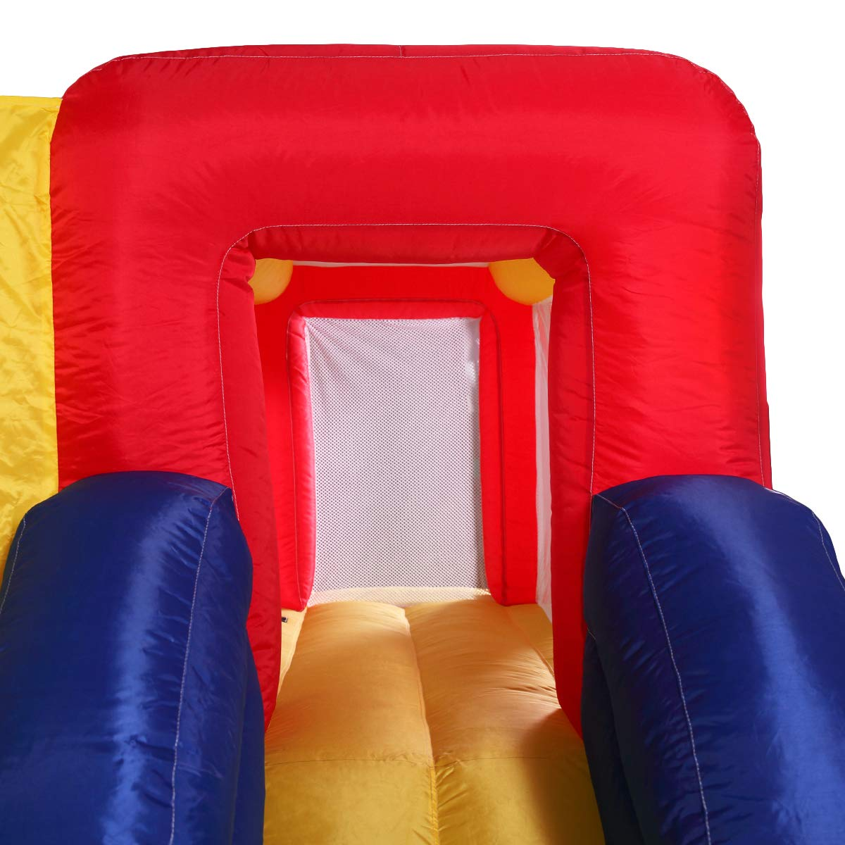 Kids Inflatable Bounce House Castle Jumper Slide Moonwalk Without Blower by BWM.Co (Image #5)