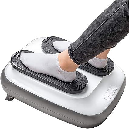 Oferta amazon: GRIDINLUX. Ejercitador de Piernas TRAINER LEGS. Gimnasia Pasiva, Mando a Distancia, Altura Regulable, Intensidad Ajustable, Fácil de usar