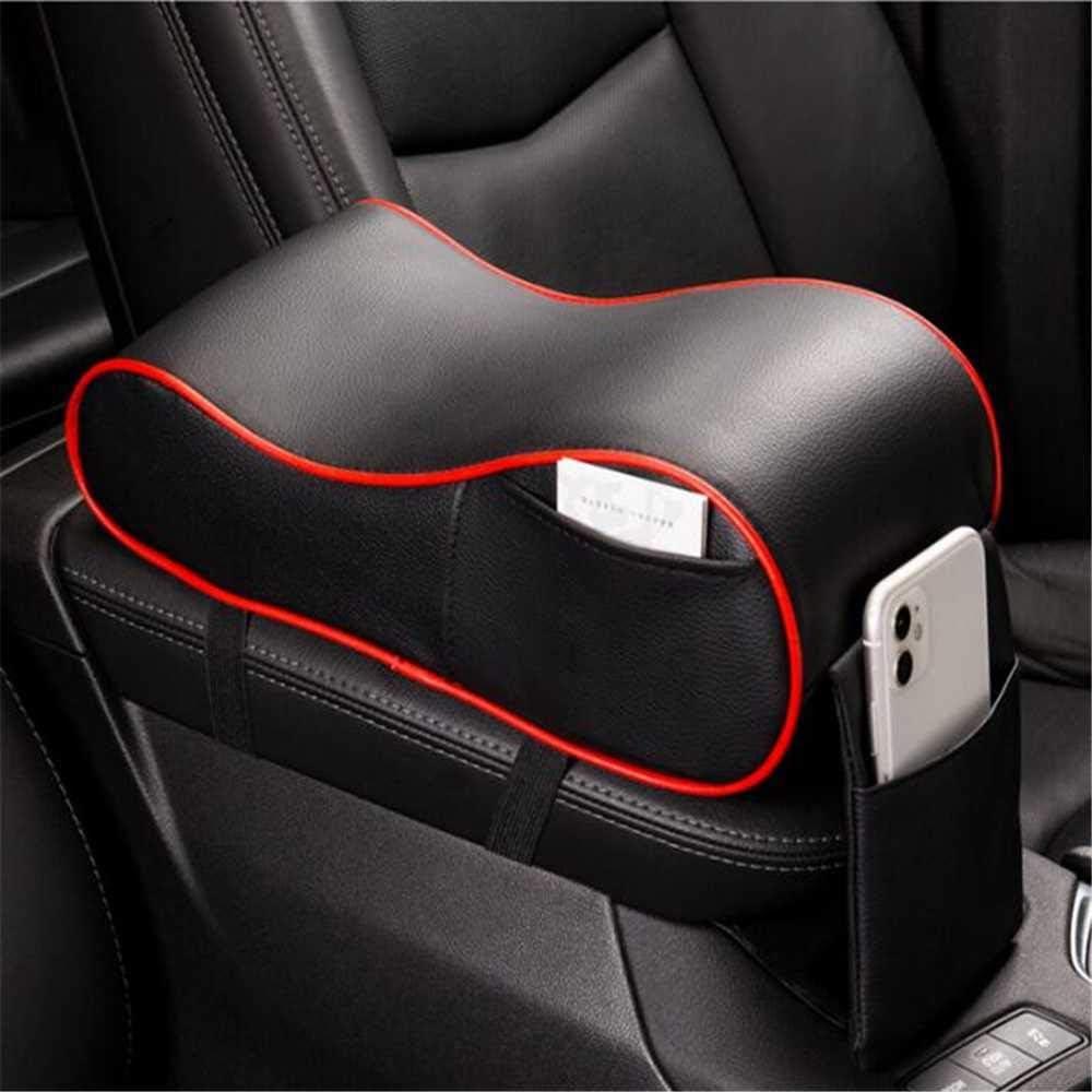 XQRYUB Accesorios de Coche, Asiento, reposabrazos, Caja de protección, Apto para BMW Mini Cooper Countryman r60 r56 r50 f56 f55 R52 R57 R58 R59 R61 R62 R53 2020
