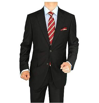 HSLS - Pantalones de chándal para Hombre (2 Piezas, 2 Botones ...