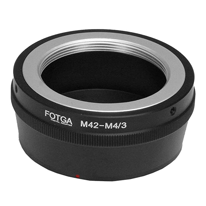 11 opinioni per Fotga M42 Lente per Micro 4/3 Adattatore EP-1 GF1 G1 GH1 Anello Adattatore
