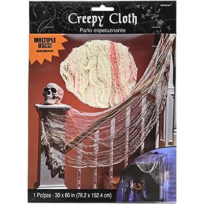 Halloween Creepy Cloth - Bloody: Toys & Games