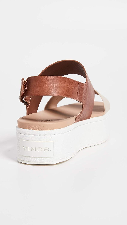 b0787eb1d52 Amazon.com  Vince Women s Westport Platform Sandals  Shoes