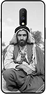 For OnePlus 7 Case Cover Sheikh Zayed Old Picture