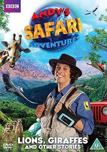 Andy's Safari Adventures: Lions, Giraffe & Other Adventures (BBC) [DVD]