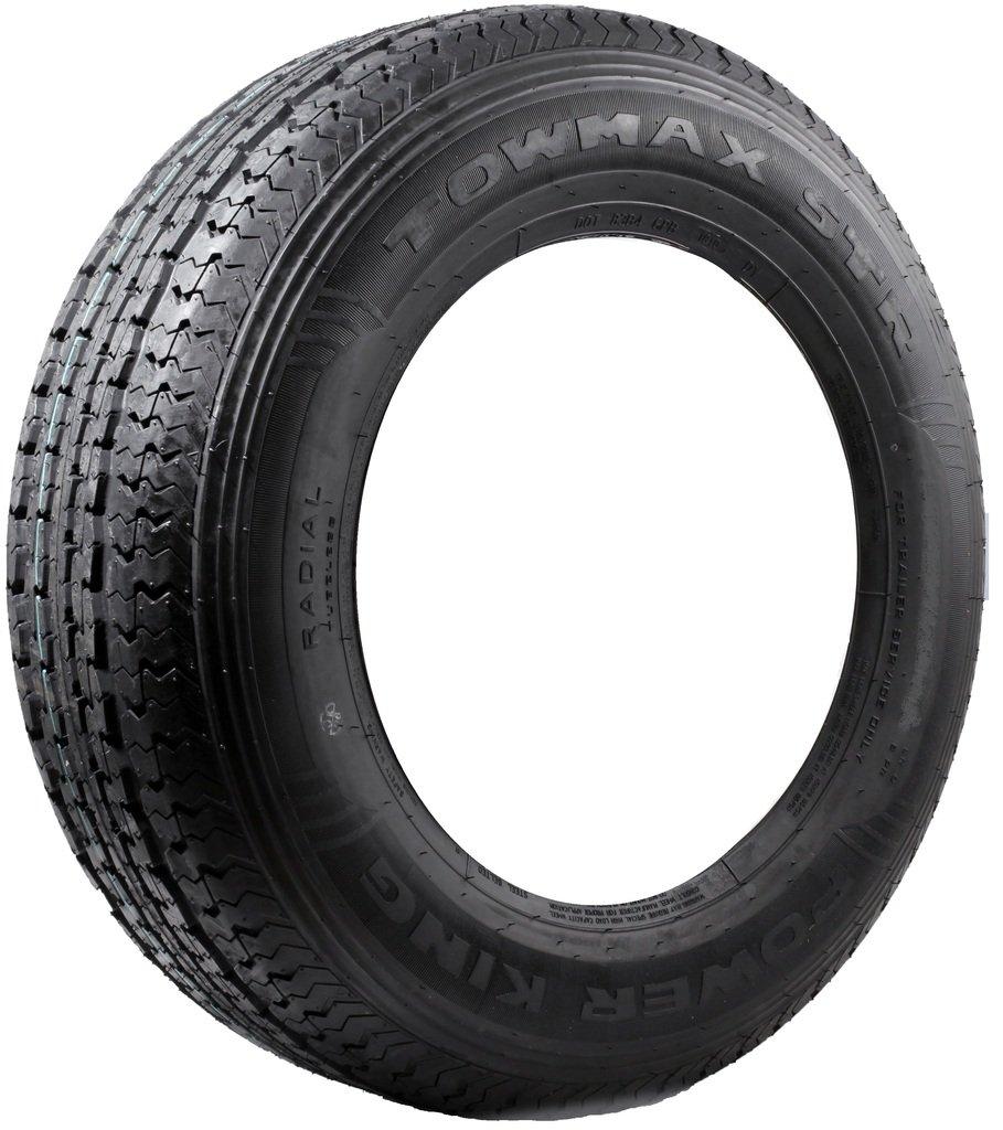 ST205/75R15 Load Range C/6 ply 101C HERCULES Radial Trailer Tire