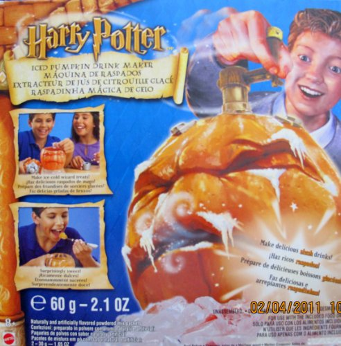 Harry Potter Iced Pumpkin Drink Maker Set (2002)]()