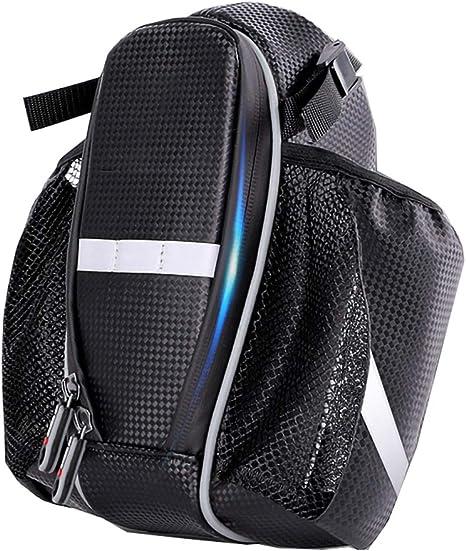 Bolsas De SillíN para Bicicleta, Impermeable, Bicicleta Cola de ...