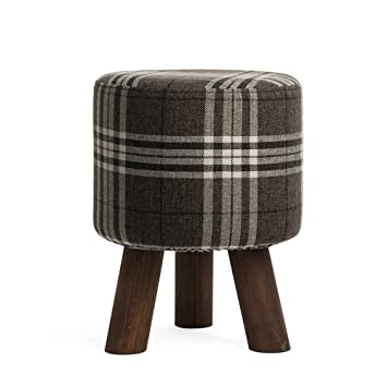 Muebles Modernos CAICOLORFUL Taburete tapizado Taburete ...