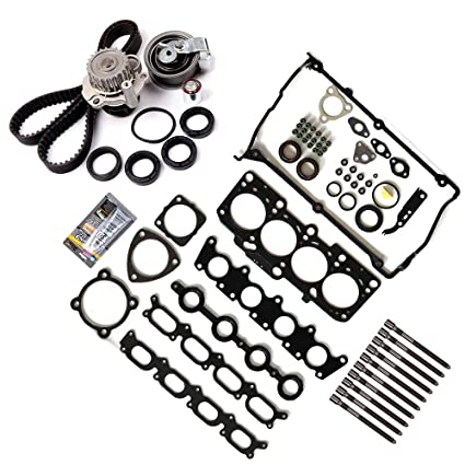 SCITOO for 01-06 Audi A4 Quattro 1.8 Turbo DOHC,Replaceable Timing Belt kit