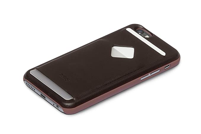 best sneakers 61f5b 73418 Amazon.com: Bellroy Leather iPhone 6s Plus Phone Case - 3 Card Java ...