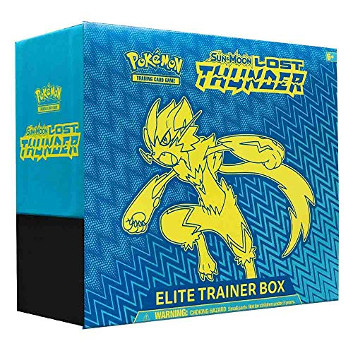 Pokemon SM8 Lost Thunder Elite Trainer ()