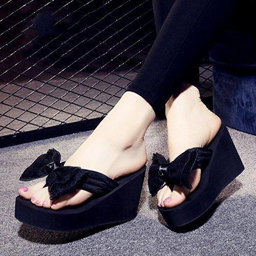 Estate Per colore 18 Antisdrucciolevoli Haizhen Sandali Di Pantofole Donne 40 Dimensioni Da Dei 35 Donna 9cm 1002 1001 Anni Le Scarpe avP4zqd4W0